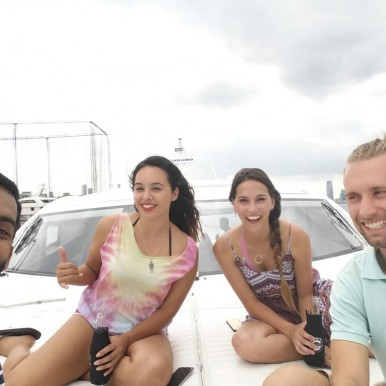 Executive Touch Worldwide boat trip in NYC