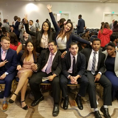 Executive Touch Worldwide attend event