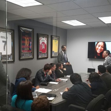 Executive Touch Worldwide host board meeting